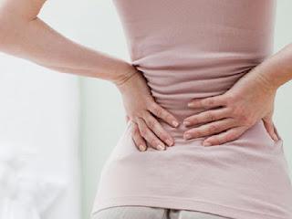 Sakit pinggang saat haid normalkah