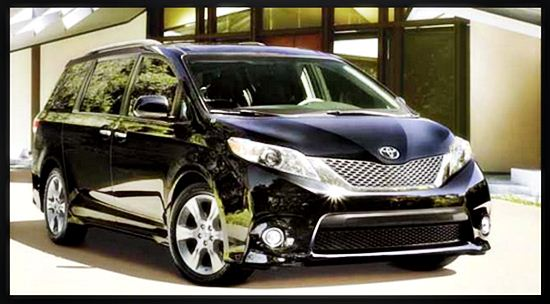 2016 toyota sienna price and features car drive and feature. Black Bedroom Furniture Sets. Home Design Ideas