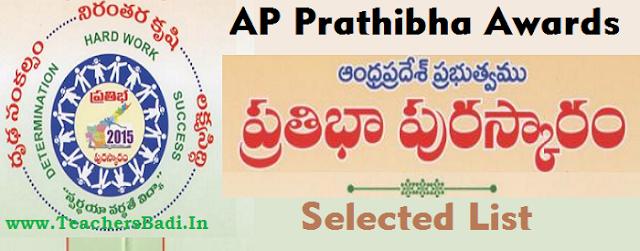 District wise,AP Prathibha Awards, Degree Courses