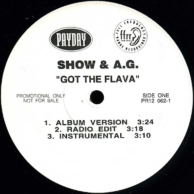 Showbiz & A.G. – Got The Flava / You Know Now (VLS) (1995) (192 kbps)