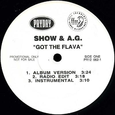 Showbiz & A.G. – Got The Flava / You Know Now (VLS) (1995) (192 kbps)
