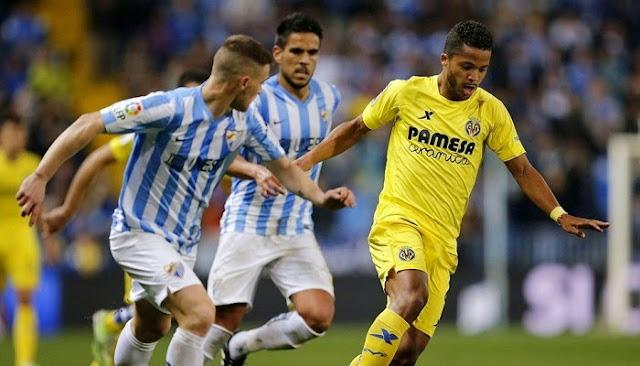 Villarreal vs Malaga en vivo