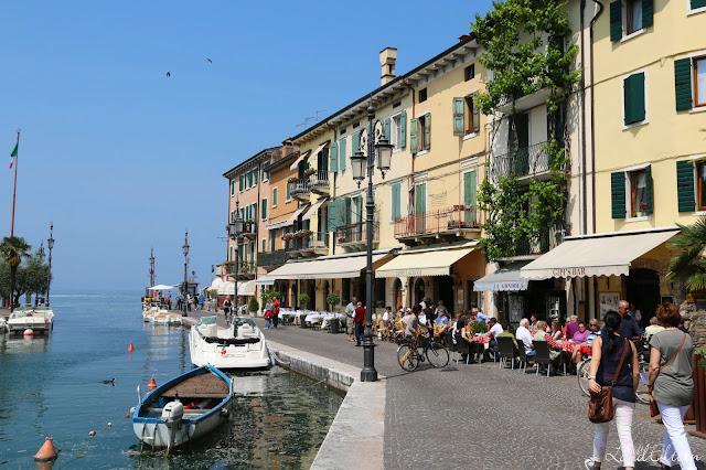 Stadtlandeltern - Italien - Gardasee