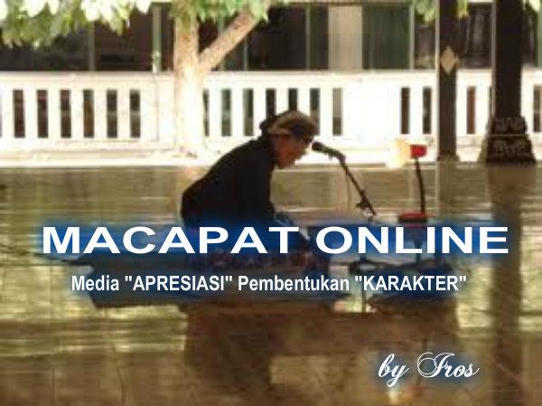 Playlist Cakepan (Vokal) Macapat MP3 | MULOK SMP