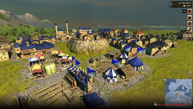 Grand Ages Medieval Gameplay Screenshot 2