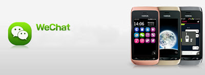 Download WeChat App for Nokia Asha /Free Download