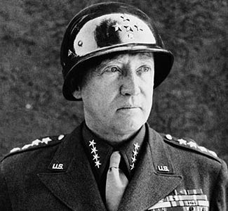 George+S.+Patton Memorial Day famous war heroes