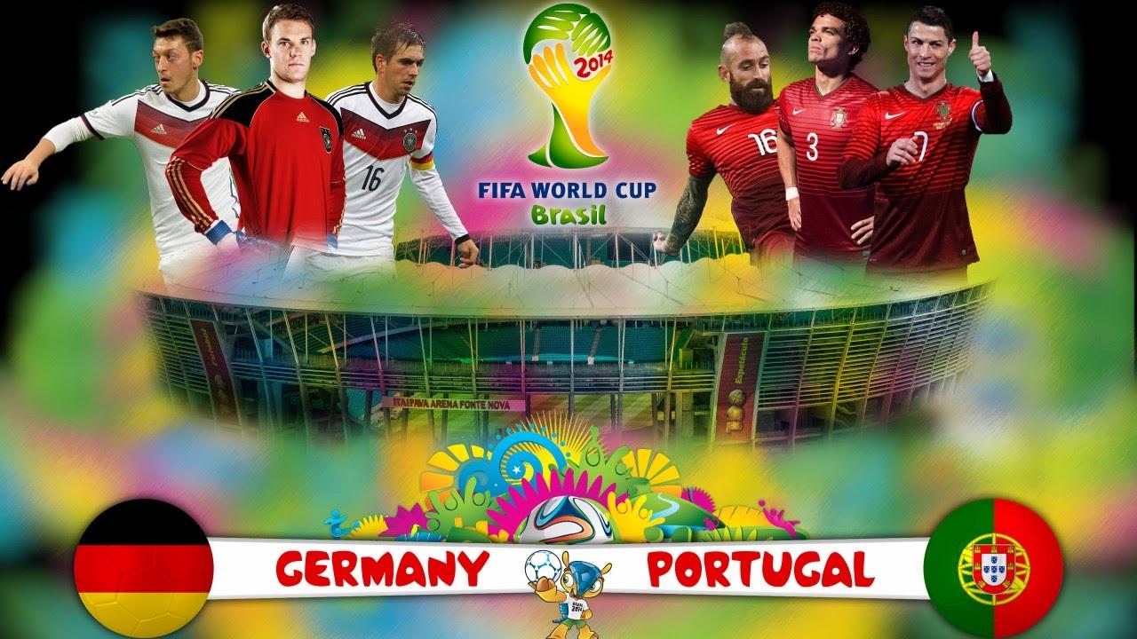 مشاهدة مباراة ألمانيا والبرتغال علي بي أن سبورت HD بث مباشر مجانا أون لاين Germany vs Po rtugal