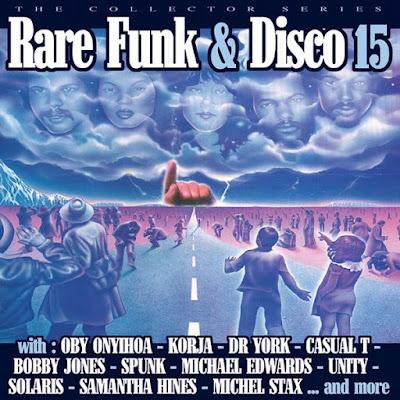 COMPILATION Rare Funk & Disco 15