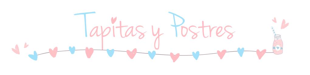 Tapitas y Postres