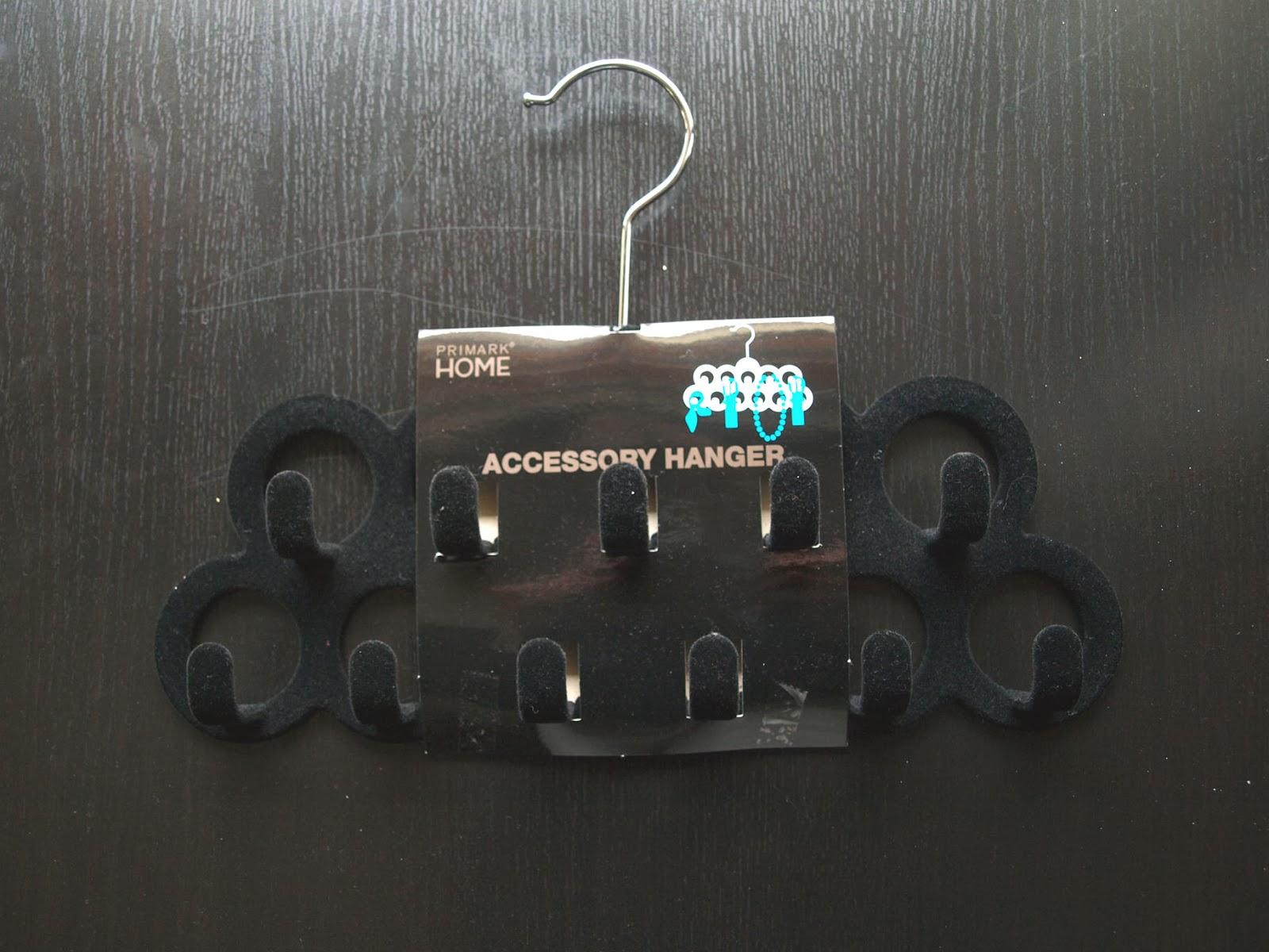 haul primark febrero 2014 compras percha accesorios