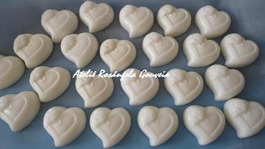 Lembrancinhas de coração -
