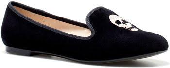 slippers calavera Zara