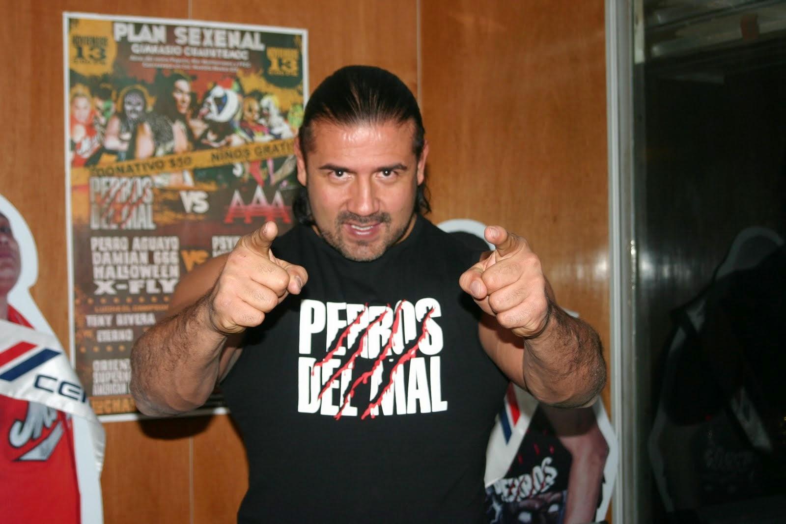 Héctor Garza - WCW