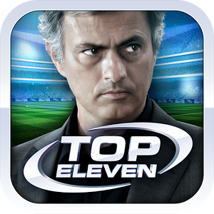 Download Games Android Top Eleven Manager Football Terbaru Asik - Logo