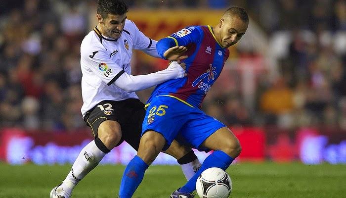 Valencia vs Levante en vivo