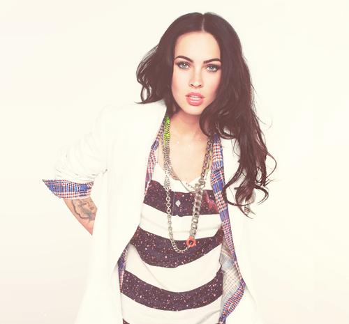 Mulheres Tatuadas - Megan Fox
