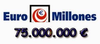 Euromillones del martes 29 de abril de 2014