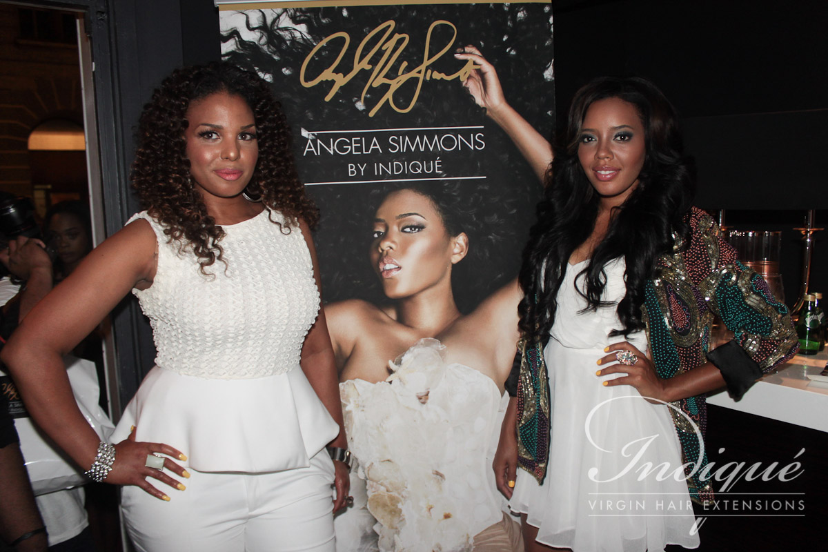 Angela Simmons By Indique Bikini Launch Party Exclusive Kat