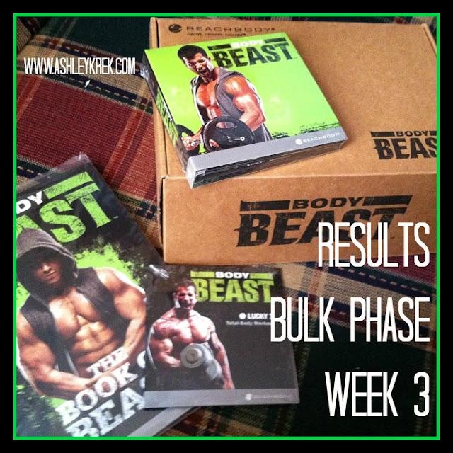 Body Beast Woman Results
