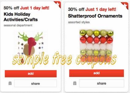 Target coupon code december 2019