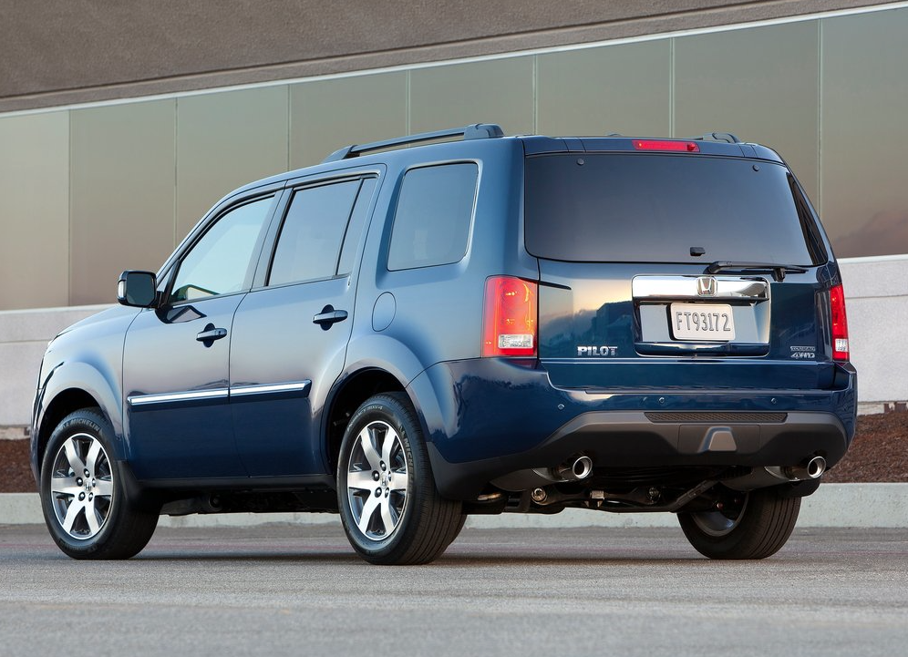 Midsize Suv Sales In America October Ytd Good Car Bad Car