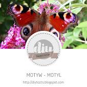 INSPIRACJE - motyw MOTYL