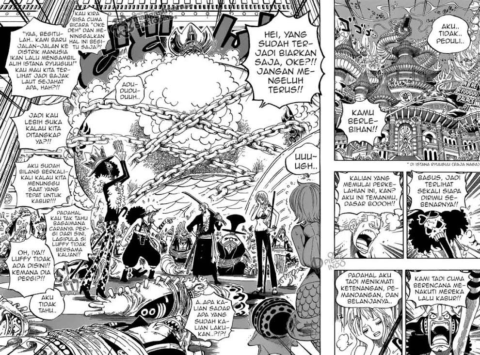 02 One Piece 614   Yang Sudah Terjadi, Terjadilah