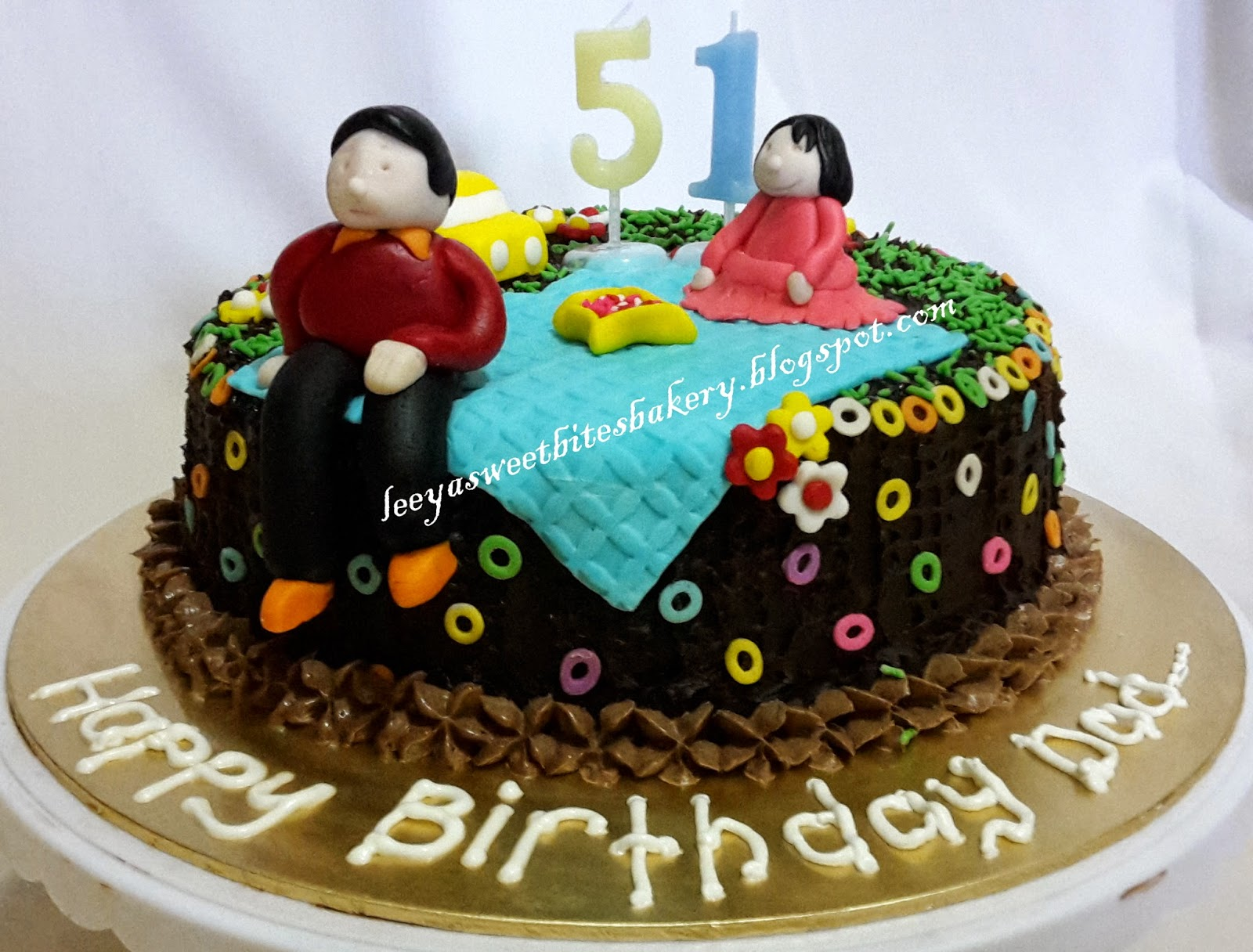 Birthday Cake For Father And Daughter Image Inspiration of Cake
