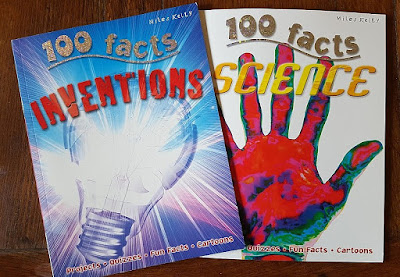 100 Facts Books from Miles Kelly