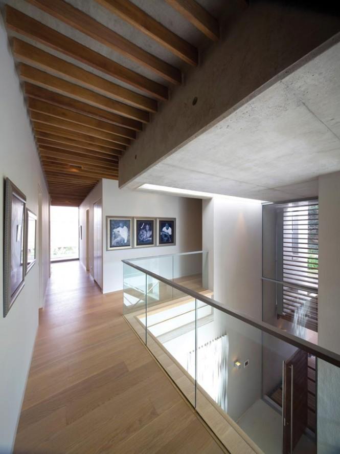 Diseño de interiores & arquitectura: contemporánea casa cocoon