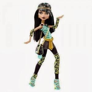 Monster High, Regalo de Reyes.