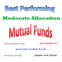 Best Performing Moderate Allocation Mutual Funds