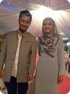 Hasanuddin + Sarah