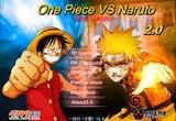 الاصدار الثاني للعبة قتال ون بيس ضد ناروتو Game OnePiece Vs Naruto 2