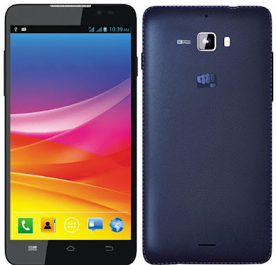 Review, Spesifikasi dan Harga Micromax Canvas Nitro 2  specification and price