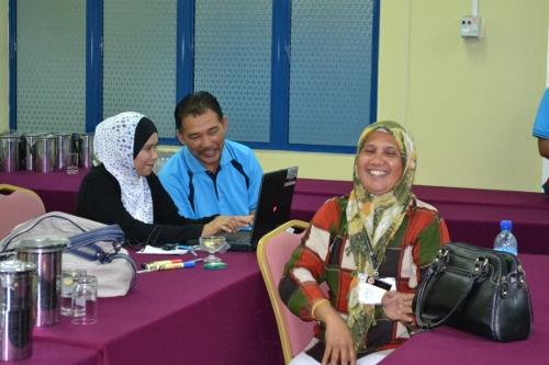 Kursus Budaya Korporat 2012