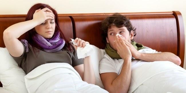 Tujuh Penyakit Wanita Yang Bisa Terjadi Pada Pria