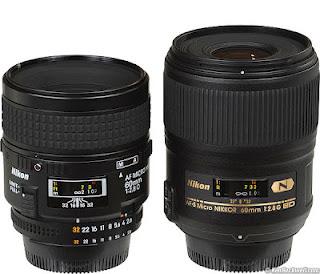 Perbedaan Lensa Nikon AF-S dan AF-D