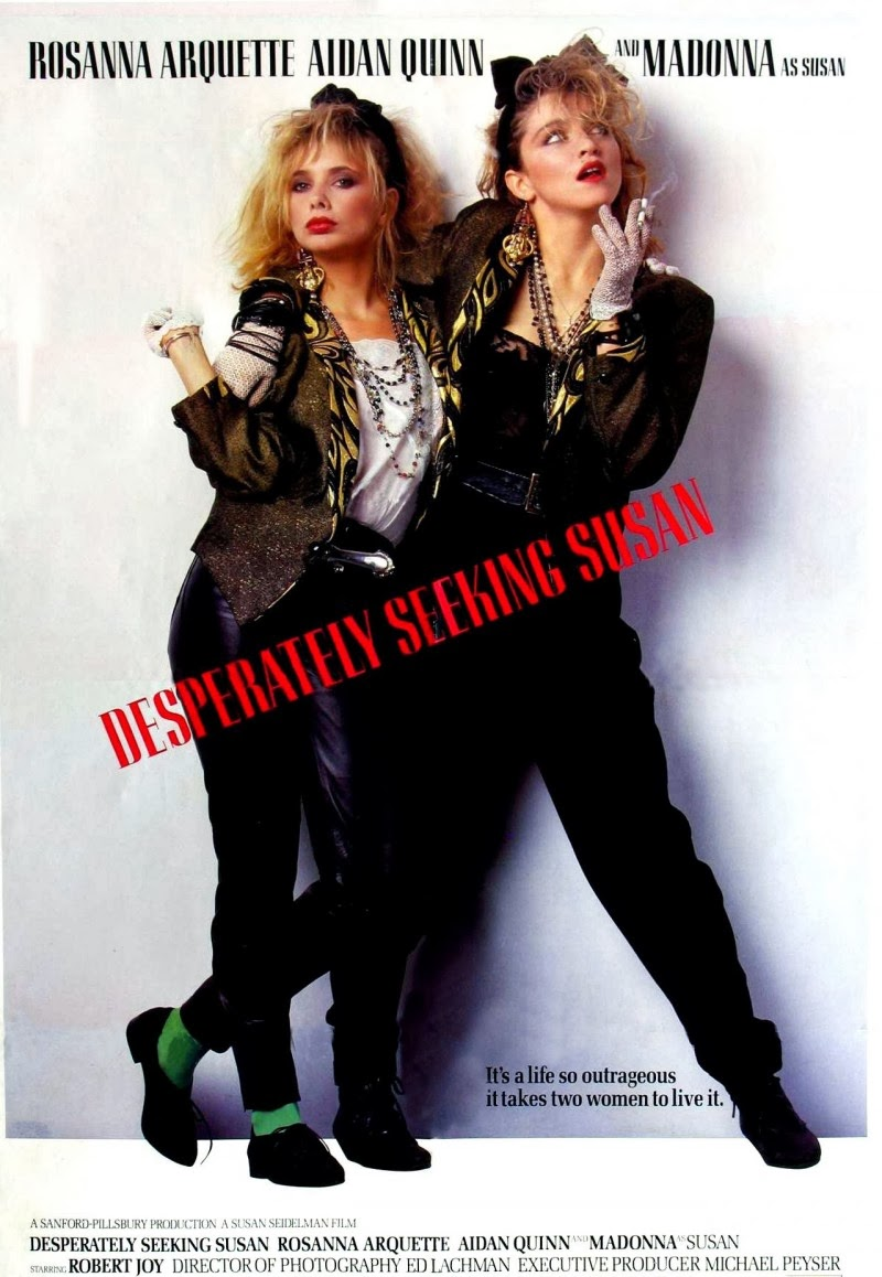 Desperately Seeking Susan (27/04/2014)