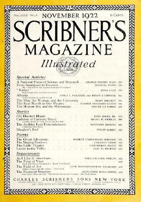 Albanesi e ariani, i discendenti degli Illiri, o Pelasgi, la razza più antica in Europa orientale(Magazine Scribner 1922)