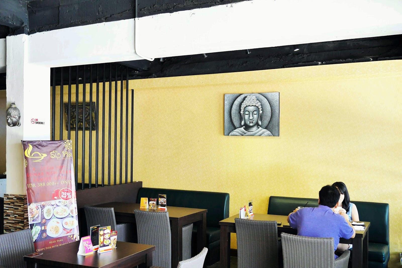 LULABYSPOON - Indonesian Food Blogger & Photographer: SIP HA THAI BBQ