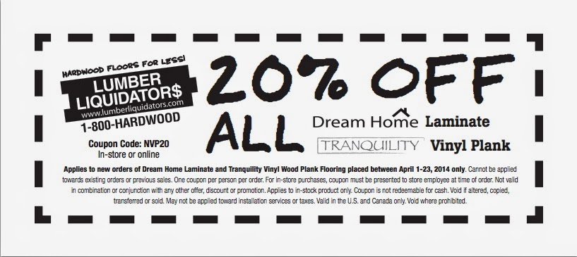 Lumber Liquidator Coupon