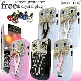 Long bow cases for Blackberry 9900