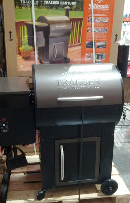 Traegor Century BBQ07C.01: grill and smoker