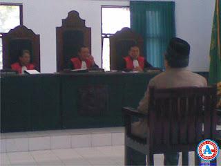 PH Minta Majelis Hakim Bebaskan Mantan Kepala BPKD Kota Bima
