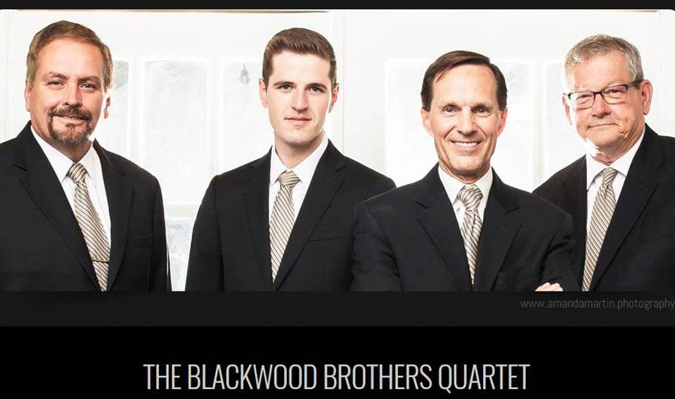 The Blackwood Brothers (Website)