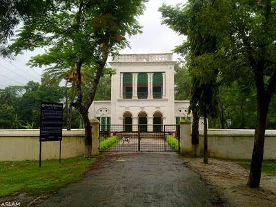 Tagore Complex Khulna.