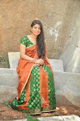 Actress Anusha Photos in Half saree-thumbnail-10