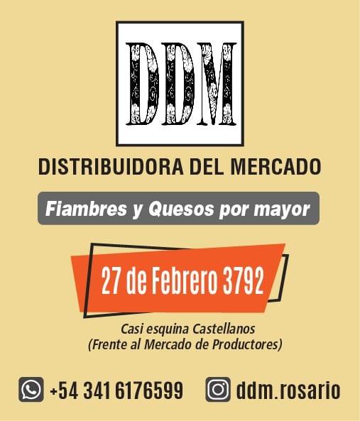 *Distribuidora del Mercado DDM*